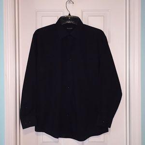 Black Button-down Shirt!